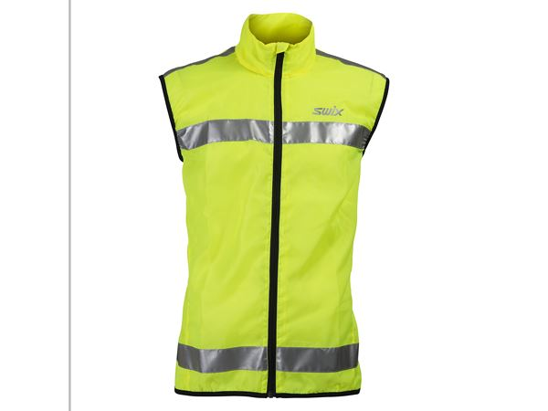 Flash Reflective vest Unisex Yellow