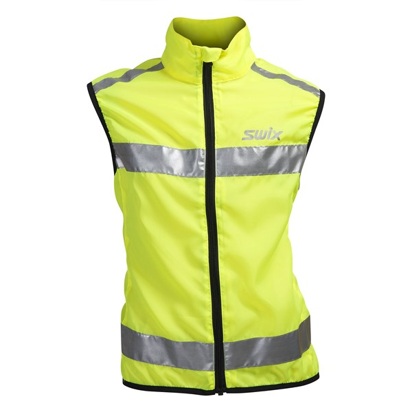 Flash Reflective vest Juniors Yellow