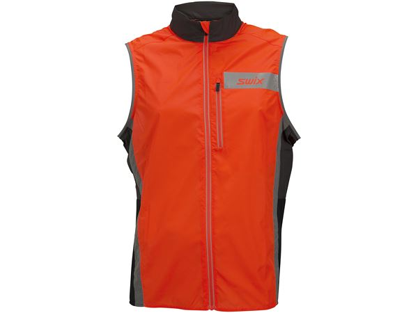 Radiant vest Ms Neon red