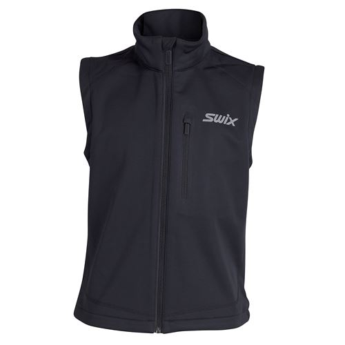 Ultimate vest Juniors Black