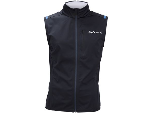Swix Triac 3.0 vest Ms Black