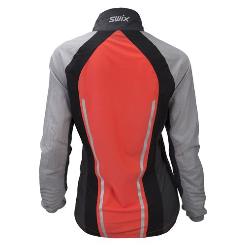 Radiant Jacket Women's Neon red