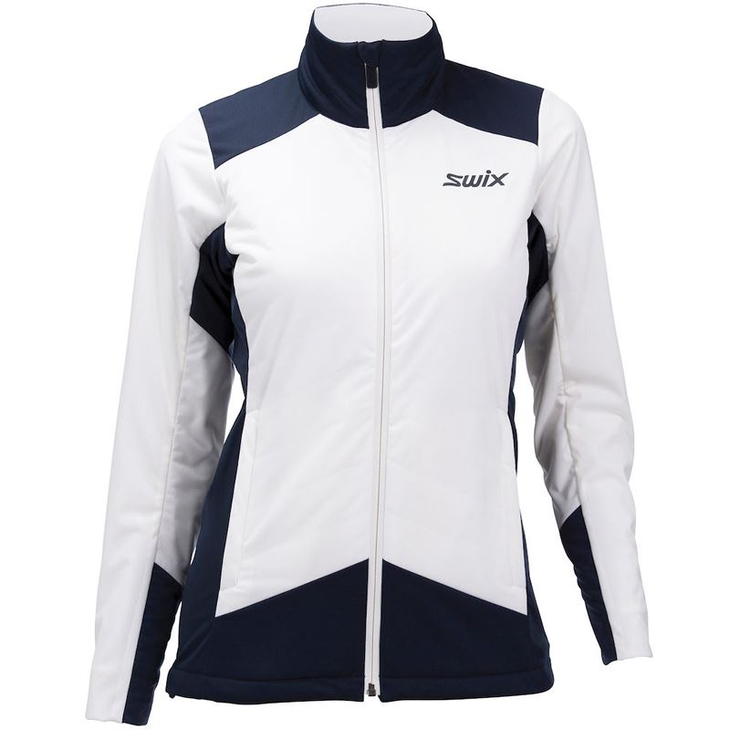 PowderX jkt. Womens Snow white