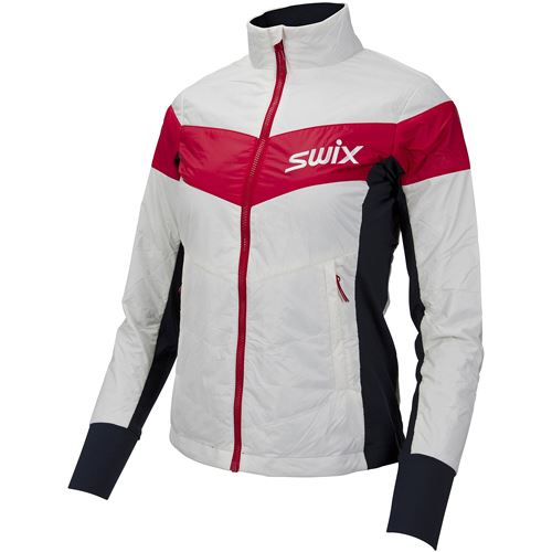 Surmount Primaloft jacket W Snow white