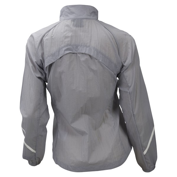 Motion packable jacket W Micro chip