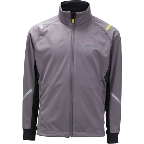 Cross jacket Junior straight Silver