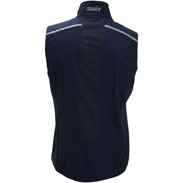 Motion Premium vest Ms Dark navy