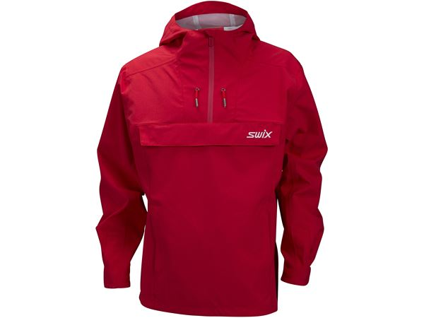 Blizzard Anorak M Swix red