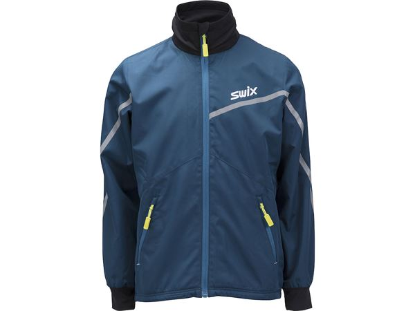 Xtraining jkt. Junior Majolica blue