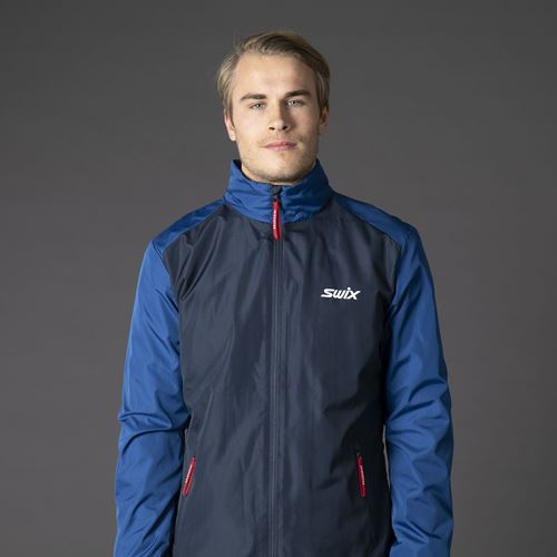 Trails jacket M Dark navy