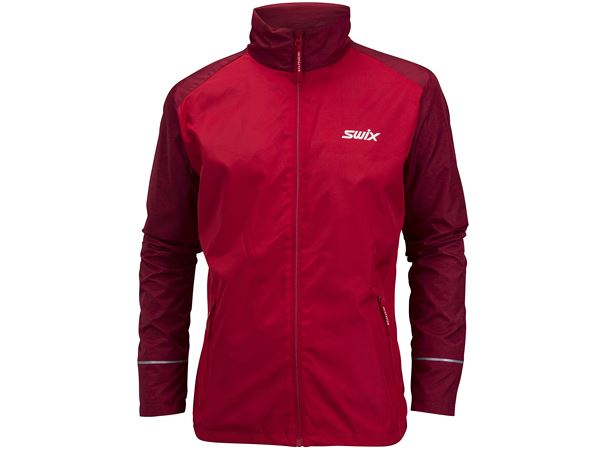 Trails jacket M Swix red