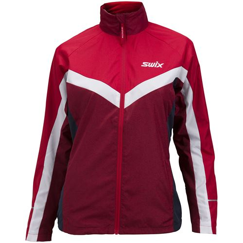 Tracx jacket W Swix red