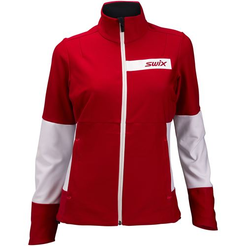 Paragon GTX Infinium jacket W Swix red