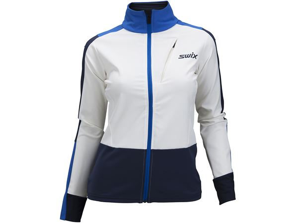 Quantum performance jacket W Snow white