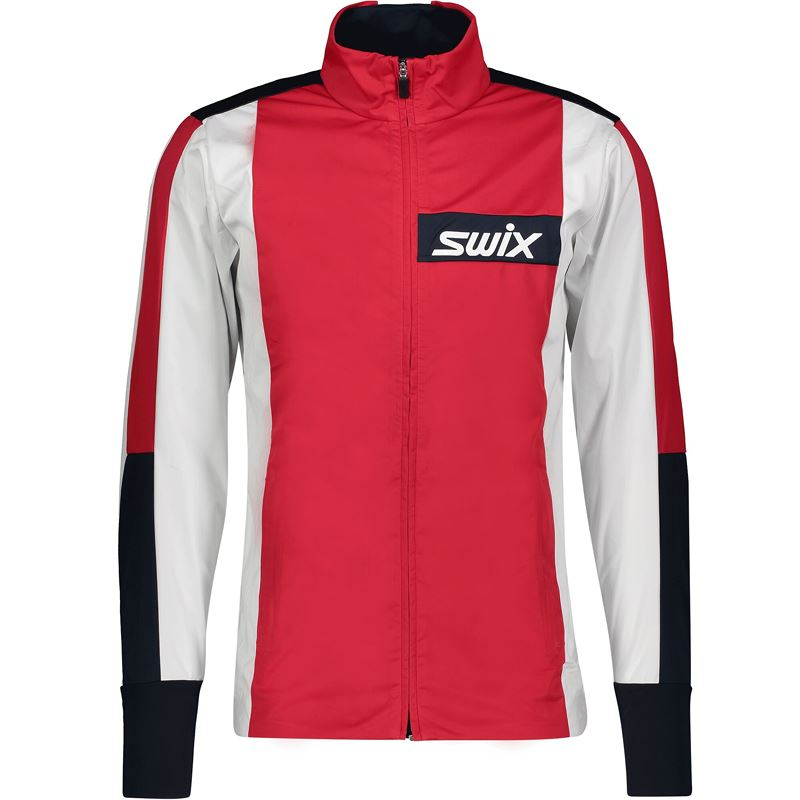 Race jkt Ms Swix red