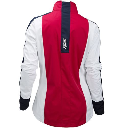 Race jkt Ws Swix red