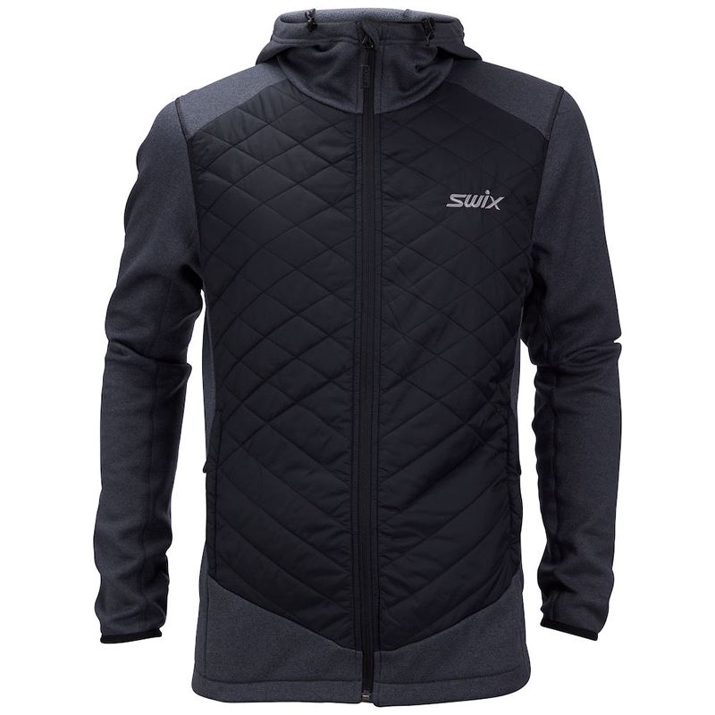 Cirrus hybrid jacket Ms Black