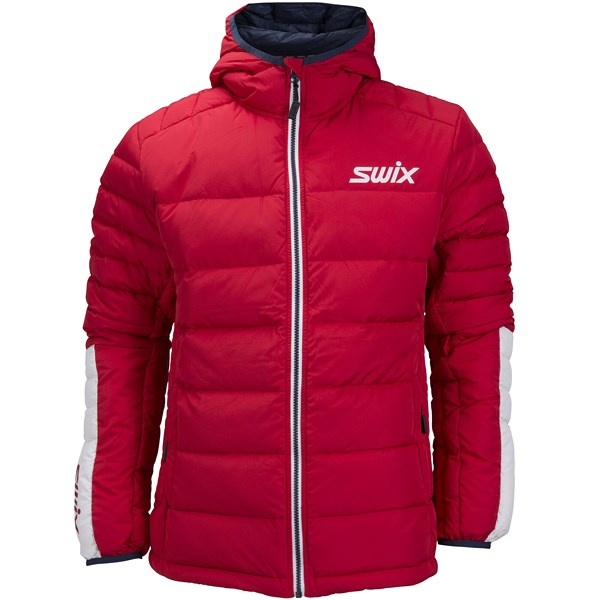Dynamic down jacket M Red