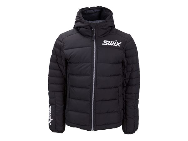 Dynamic down jacket Jr Black