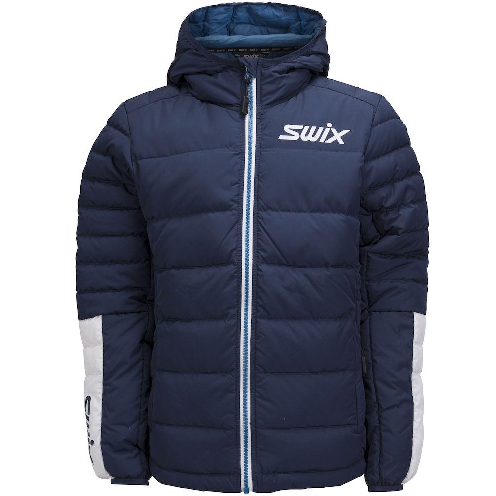 f33e02b5 Dynamic down jacket Jr | Swix
