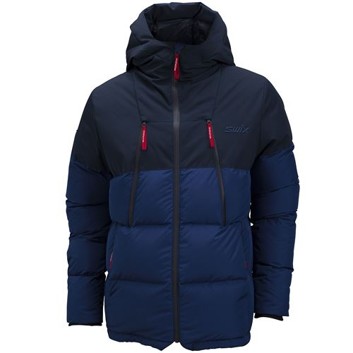 Surmount down jacket U Dark navy