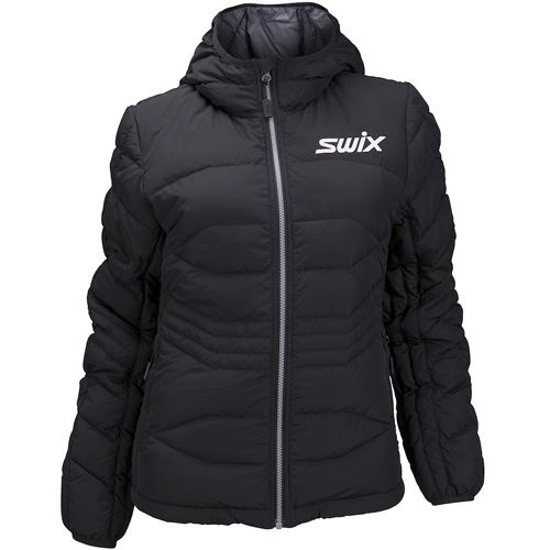 Dynamic down jacket W Black