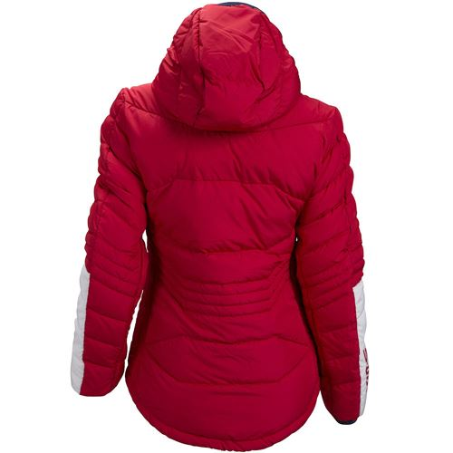 Dynamic down jacket W Red