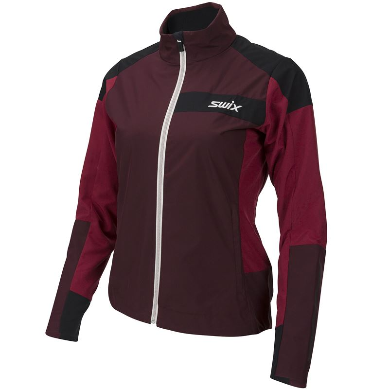 Evolution GTX Infinium jacket W Dark aubergine