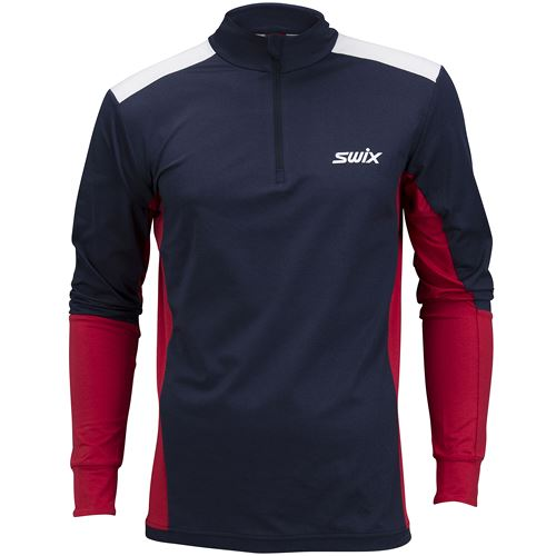 Quantum ultrawicking NTS top M Dark navy/ Swix red