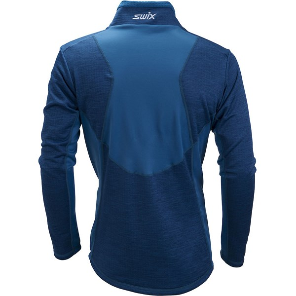 Star XC midlayer Ms Majolica blue