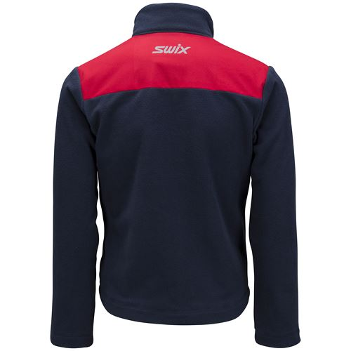 Rookie fleece Jr Swix red
