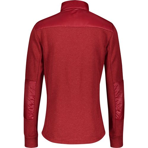 Blizzard 1/2 zip Ms Red Dahlia