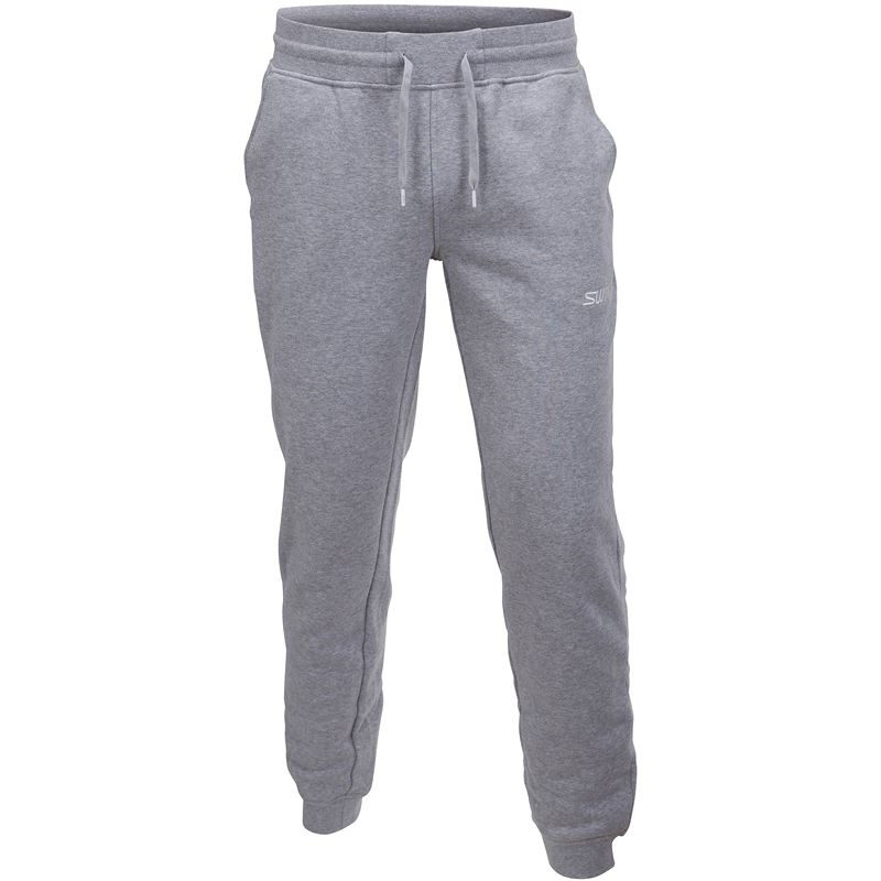 Swix sweat pants unisex Grey Melange