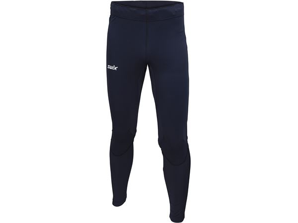 Endure warm tights M Dark navy