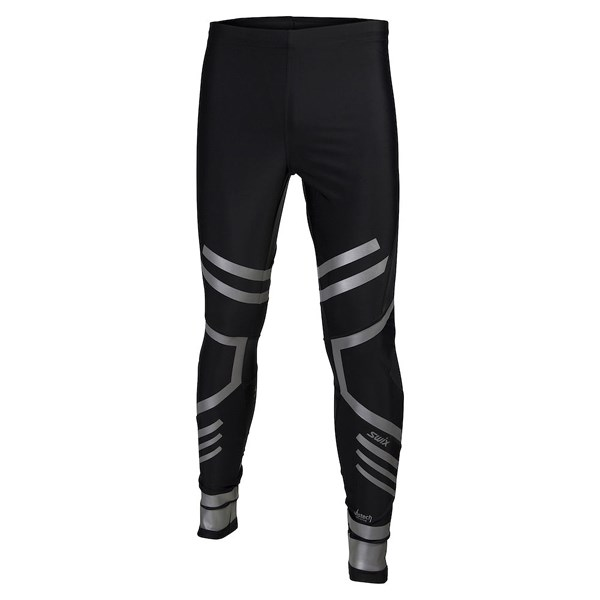 Vistech O2 tights long Mens Black
