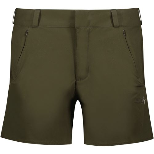 Motion Adventure shorts W Dark Olive