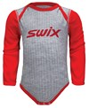 RaceX bodyw baby body Fiery red