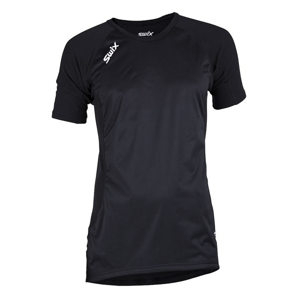 RaceX bodyw SS wind Mens Black