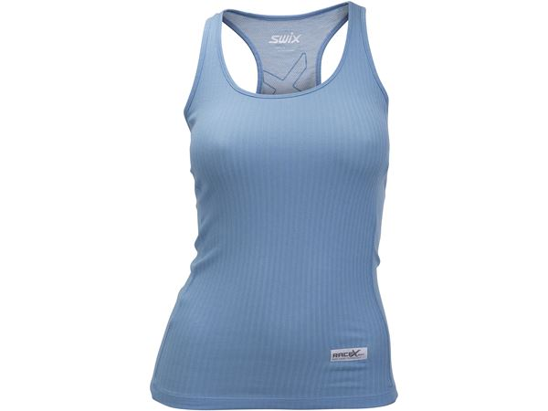 RaceX Light tanktop W Dusk blue