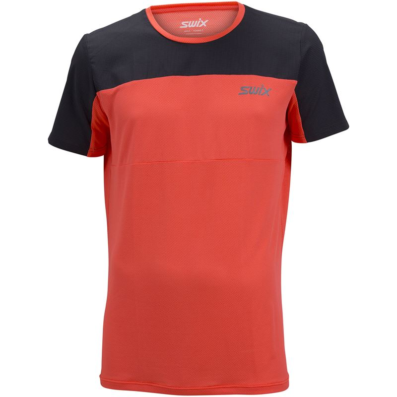 Radiant Performance t-shirt M Neon red