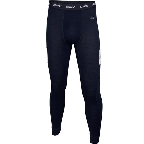 RaceX Warm Bodyw Pants M Dark navy