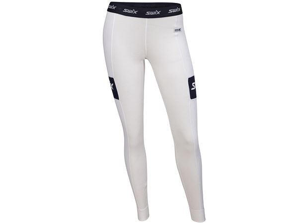 RaceX Warm Bodyw Pants Womens Snow white