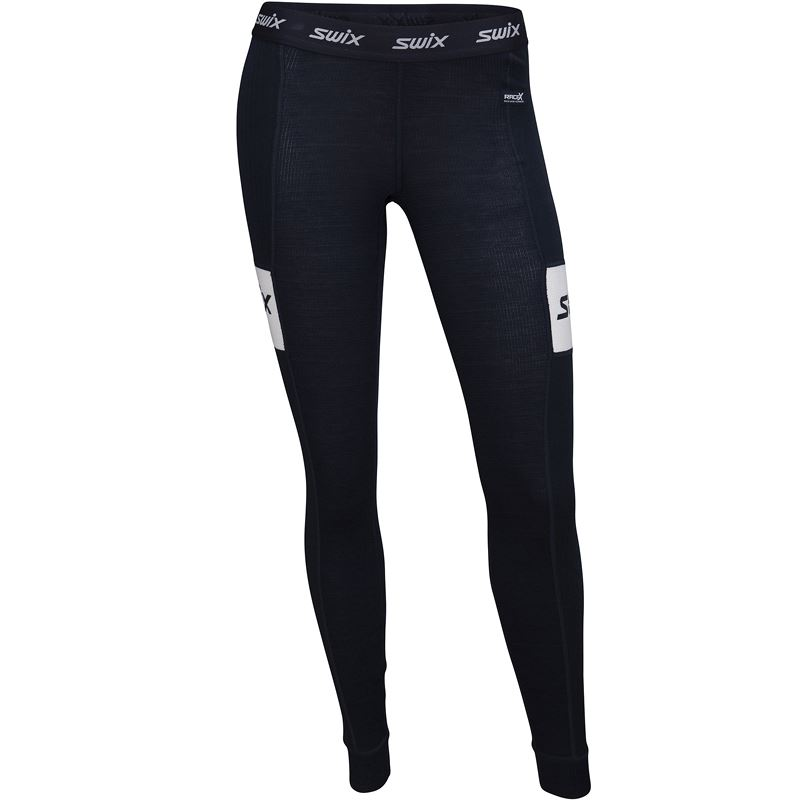 RaceX Warm Bodyw Pants Womens Dark navy