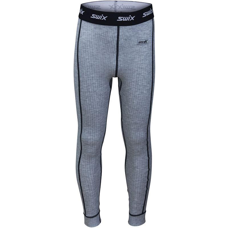RaceX Bodyw Pants Jr Grey Melange
