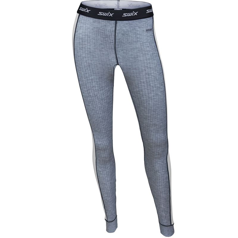 RaceX bodyw pants W Grey Melange