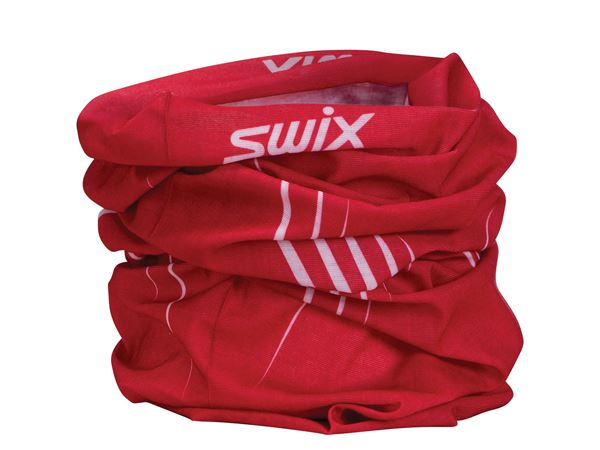 Comfy headover Swix red