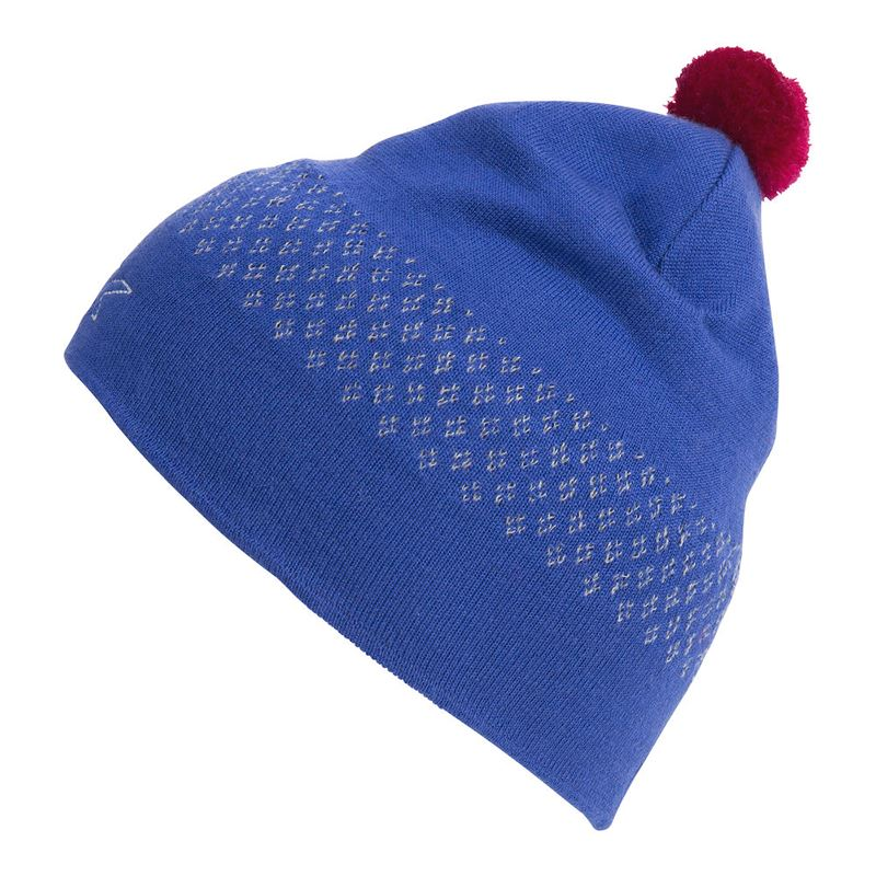 Tradition flash hat Juniors Mazarin Blue/Bright Fuchsia