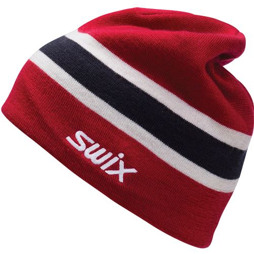 Norway Beanie Red