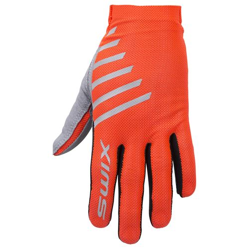 Radiant glove Neon red