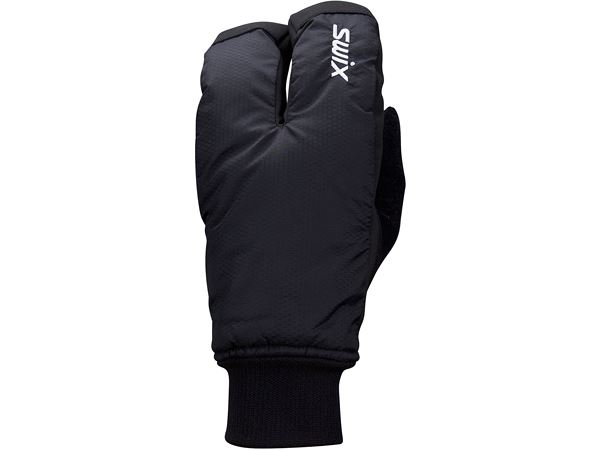 Endure Split mitt Black